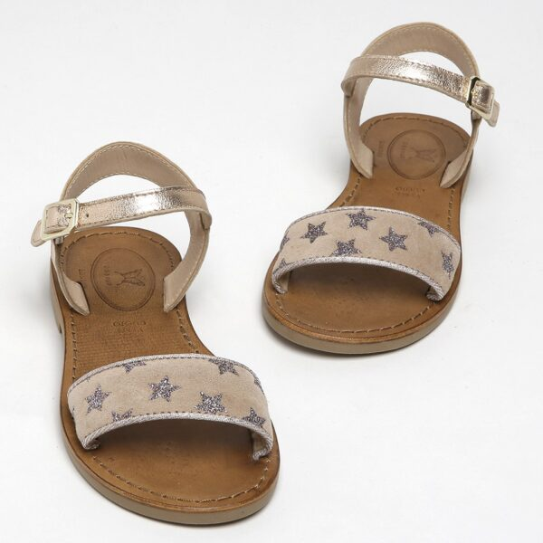 Avalon sandal side